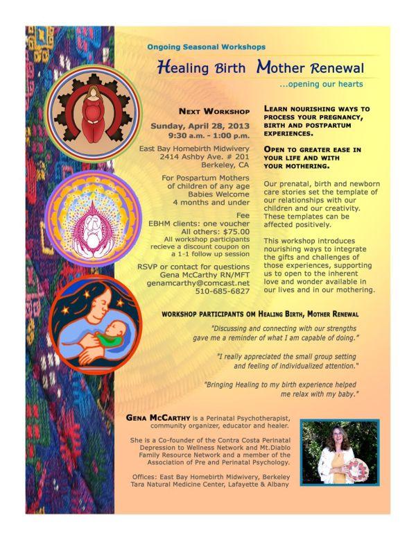 Healing Birth Mother Renewal eFlyer_4-13