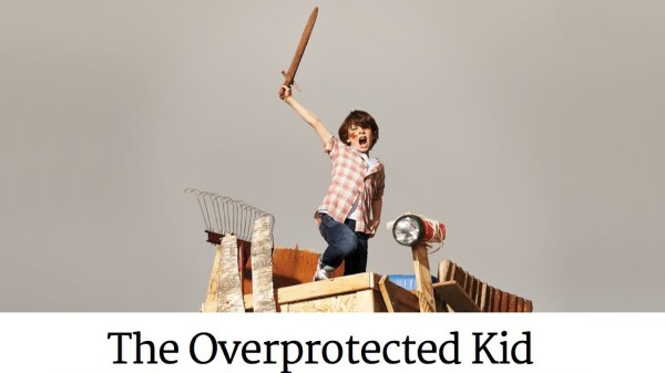 Atlantic Overprotected Kid