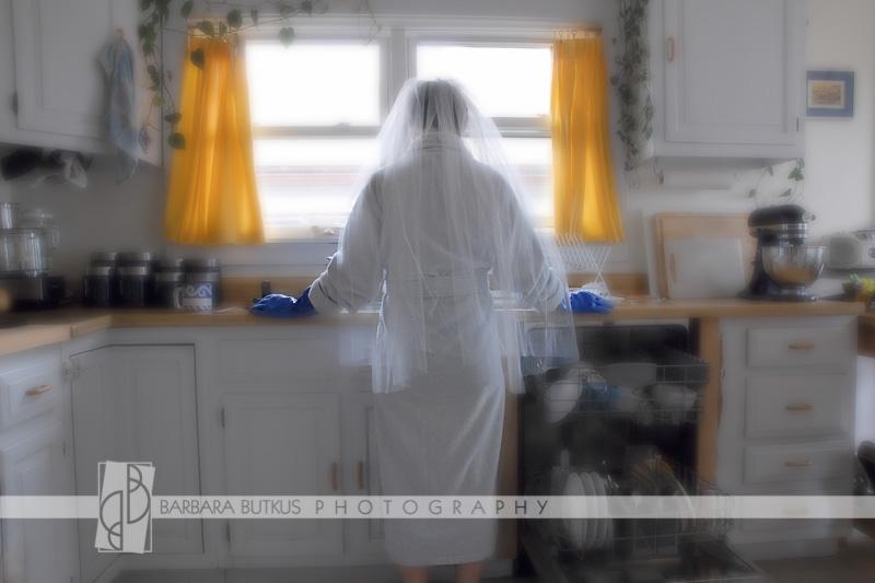 Kitchen Bride