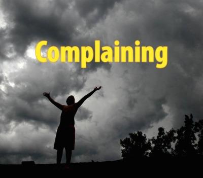 armsopenComplaining